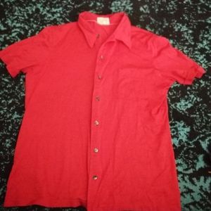 Jack Taylor Red button up